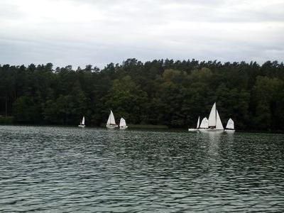 Obóz nad jeziorem 0