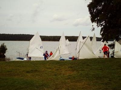 Obóz nad jeziorem 14