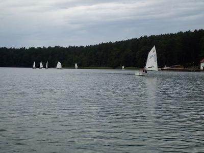 Obóz nad jeziorem 1