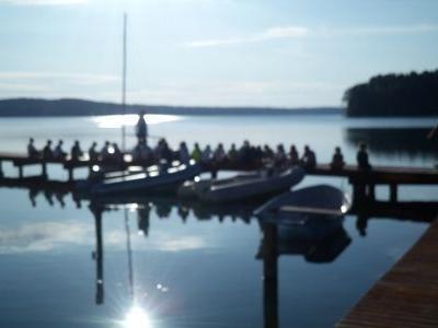 Obóz nad jeziorem 17